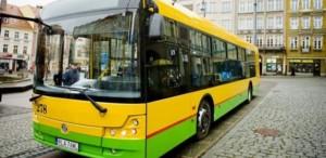 mieroszow autobus