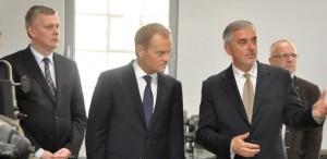 premier w Wałbrzychu