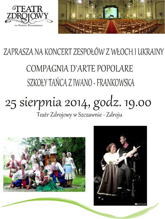 koncert folk