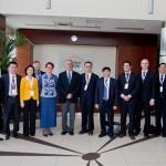 wizyta w Chinach