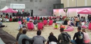 plaża projekt